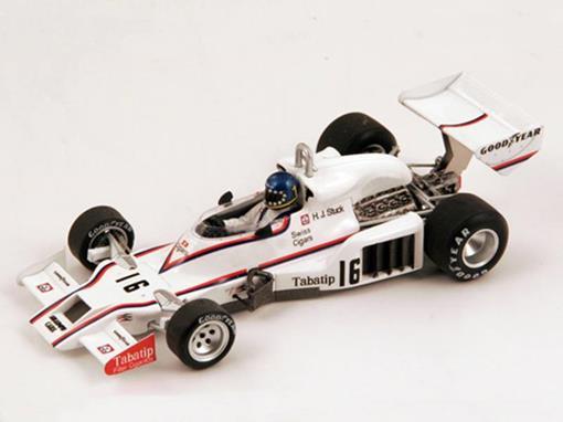 Shadow: DN8 - Hans Stuck #16 - Brazil GP (1978) - 1:43