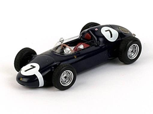 Porsche: 718 F2 #7 - Formula 2 Championship (1960) - 1:43