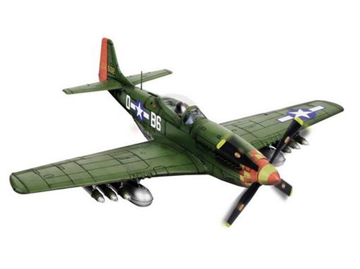 North American Aviation: U.S. P-51D Mustang - 1:32