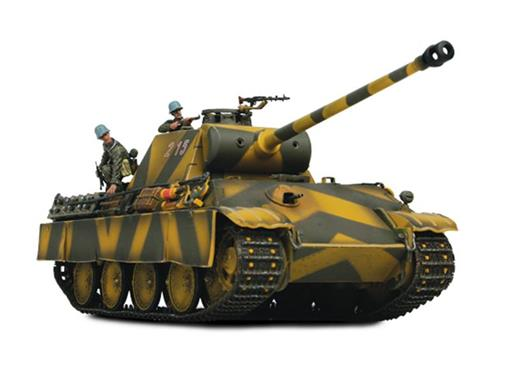German Army: Panther Ausf. G (Eastern Front, 1945) - 1:32