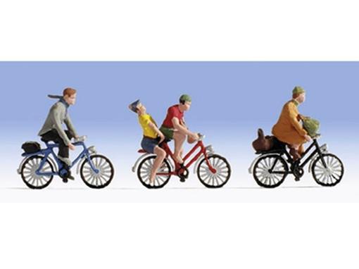 Figuras de Ciclistas - HO
