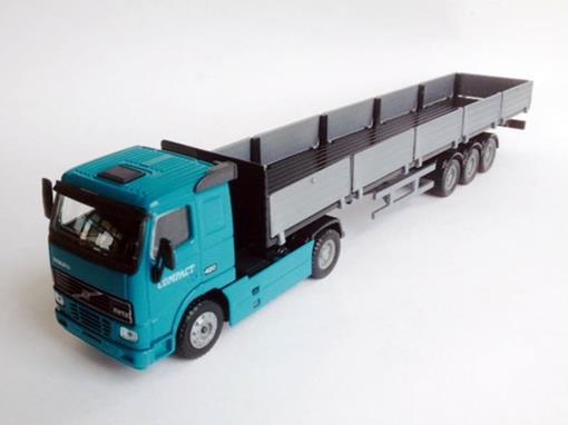 Volvo: Fh12- 420