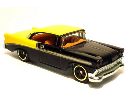 Chevrolet: Bel Air (1956) - Larrys Garage - 1:64