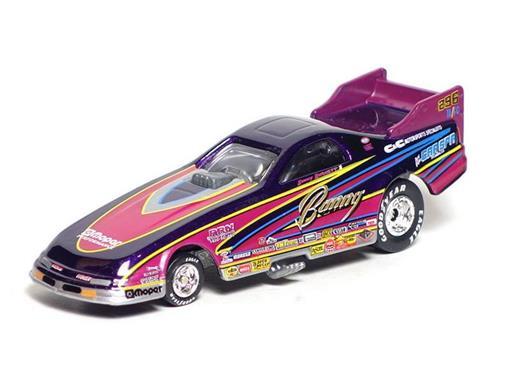Dodge: Daytona TA/FC (1991) - Bunny Burkett - Racing Machines - 1:64