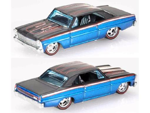 Chevrolet: 66 Nova - Phils Garage - 1:64