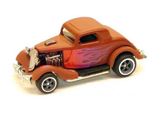 Ford: 3-Window (1934) - Larry's Garage - 1:64