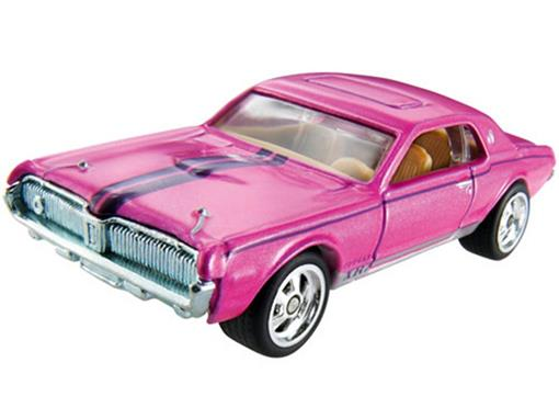 Ford: Mercury Cougar (1968) - Larrys Garage - 1:64