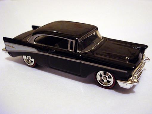 Chevrolet: Bel Air (1957) - Larrys Garage - 1:64