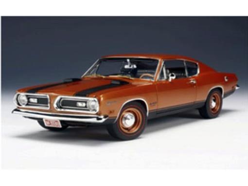Plymouth: Barracuda Cuda 440  (1969) - 1:18 - Bronze