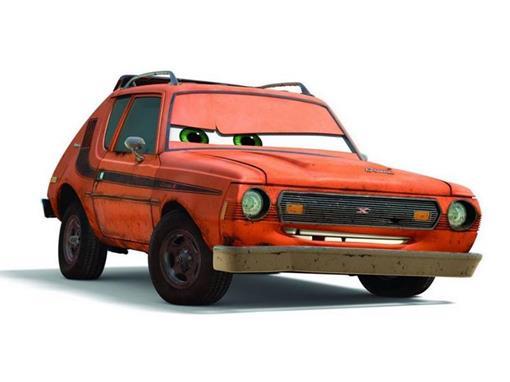 Grem - Disney Pixar Cars 2 - 1:55