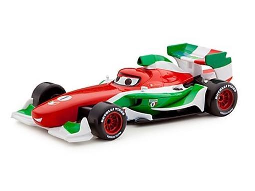 Francesco Bernoulli - Disney Pixar Cars 2 - 1:55
