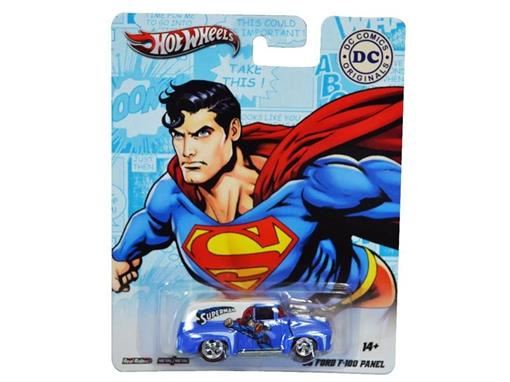 Ford: F-100 Panel (1956) - Super Man - DC Comics - 1:64