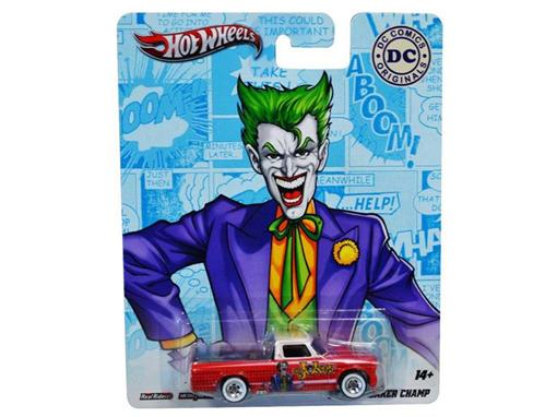 Studebaker: Champ (1963) - The Joker (Coringa) - DC Comics - 1:64
