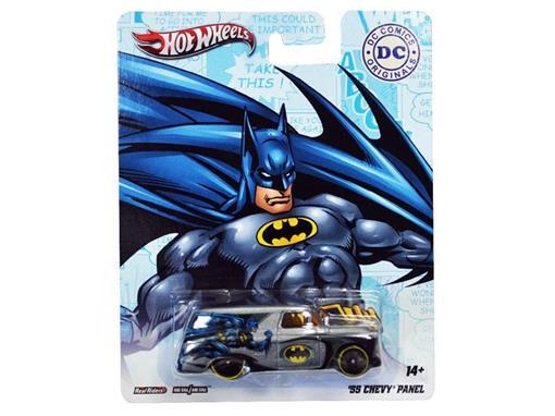 Chevrolet: Panel (1955) - Batman - DC Comics - 1:64