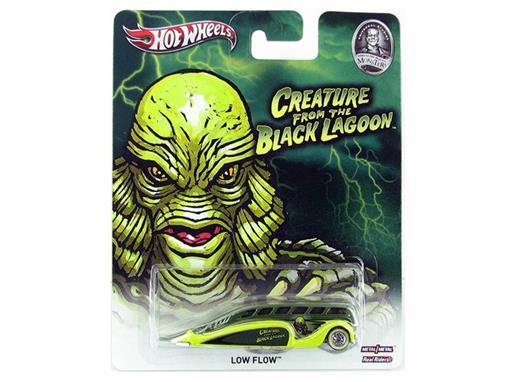 Low Flow - Creature From The Black Lagoon (O Monstro da Lagoa Negra) - Home Of The Original Monsters - 1:64