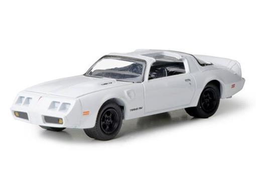 Pontiac: Firebird T/A (1981) - Branco - County Roads - 1:64