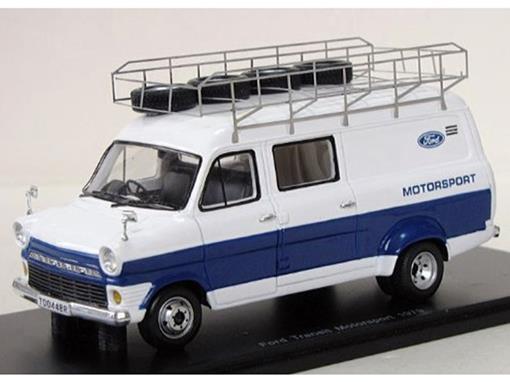 Ford: Transit Motorsport (1979) - 1:43