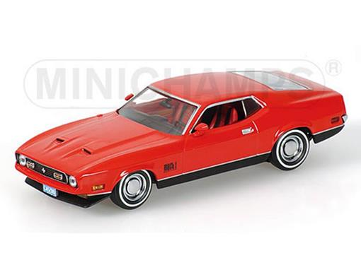 Ford: Mustang Mach 1 - James Bond