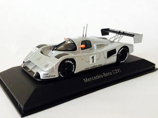 Mercedes-Benz: C291 - 1:43
