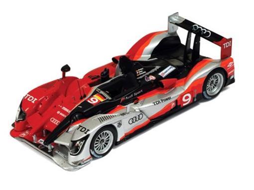 Audi: R15 TDI #9 LMP1 - M. Rockenfeller / T. Bernhard / R. Dumas - Winner Le Mans 2010 - 1:43