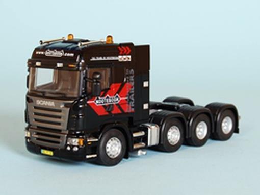 Scania: R Highline 8x4