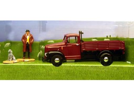 Diorama: Morris Commercial Truck - 1:43