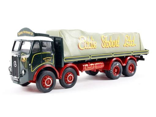 Atkinson: 8 Wheel Rigid With Load -