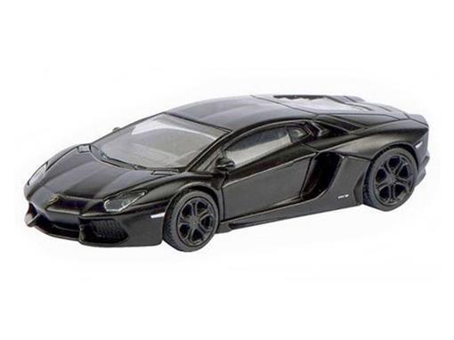 Lamborghini: Aventador LP 700-4 - Preta - HO