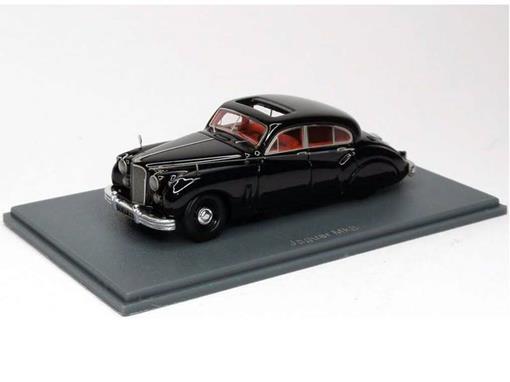 Jaguar: MK8 - Preto - HO