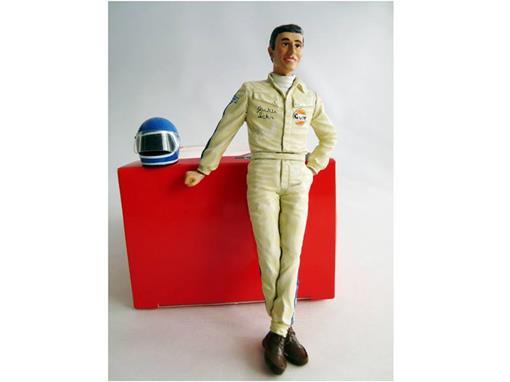Figura Jacky Lckx - Le Mans 1969 - 1:18
