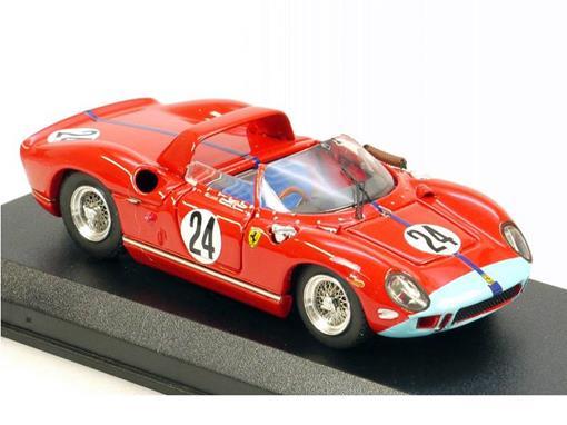 Ferrari: 330 P Sebring (1965) - Hill Bonnier - 1:43