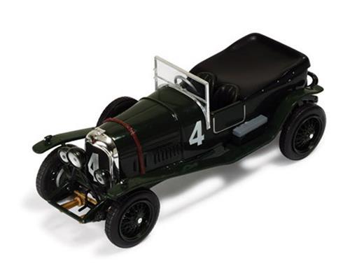 Bentley: Sport 4.5 Litre - #4 Winner Le Mans (1928) - 1:43