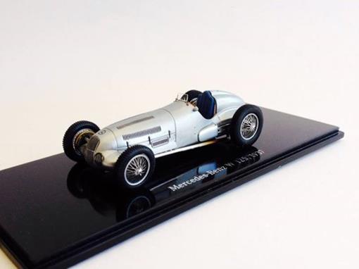 Mercedes-Benz: W125 (1937) - 1:43