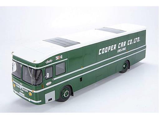 Leyland: Truck - F1 Car Transporter Team Cooper Car (1967) - 1:43