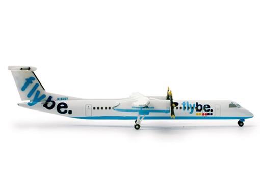 FlyBe: Bombardier Q400 - 1:500
