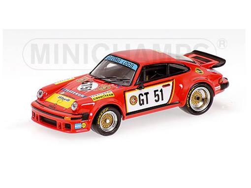 Porsche: 934 Toine Hezemans - European GT Winner 1976 - 1:64