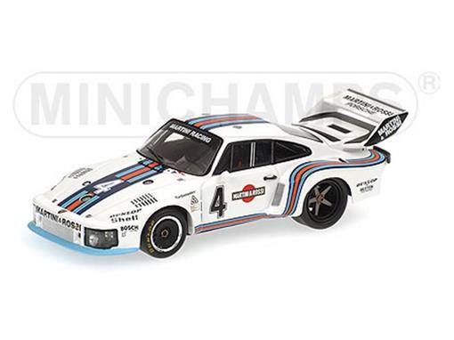 Porsche: 935 Stommelen/Schurti (1976) - 1:64