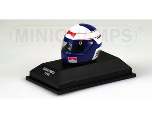 Capacete Alain Prost - Arai Helmet (1990) - 1:8