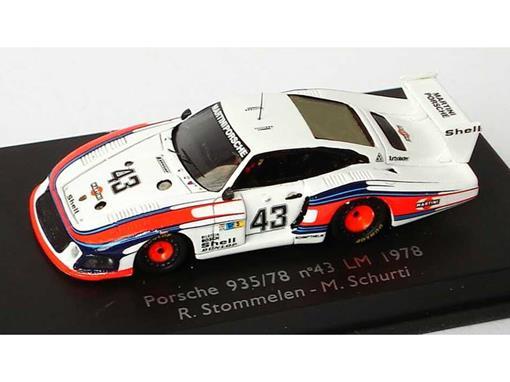 Porsche: 935/78 - #43 LM (1978) - R. Stommelen / M. Schurti - HO