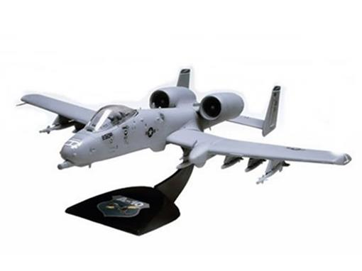 Fairchild Republic: A-10 Warthog - Kit p/ montar - 1:72