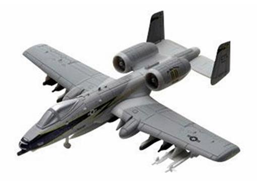 Fairchild Republic: A-10 Thunderbolt - Kit p/ Montar - 1:100