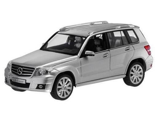 Mercedes Benz: GLK-Klasse (2008) - Prata - 1:43