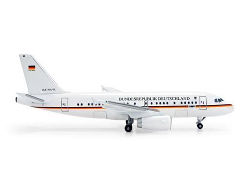 Luftwaffe: Airbus A319 - 1:500
