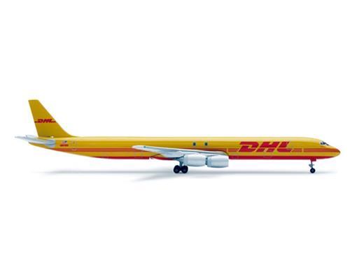 DHL: Douglas DC-8-73F - 1:500