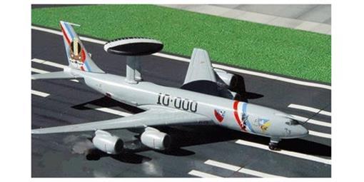 French Air Force: E-3F Sentry 36 EDCA - 1:400