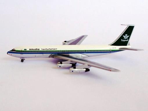 Saudia Airlines: Boeing 707-320 HZ-ACI - 1:500