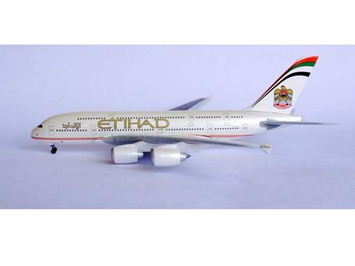 Etihad: Airbus A380 - 1:400