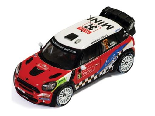 Mini Cooper: John Works - #37 D. Sordo / D. Barrio - 2nd Rally Monte Carlo (2012) - 1:43