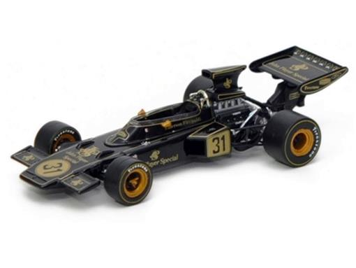 Lotus F1: 72D Emerson Fittipaldi (1972) - 1:43