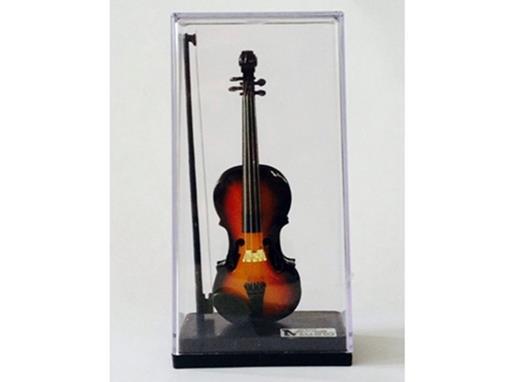 Miniatura de Violino - Sun Burst - (Acrílico) - 1:4